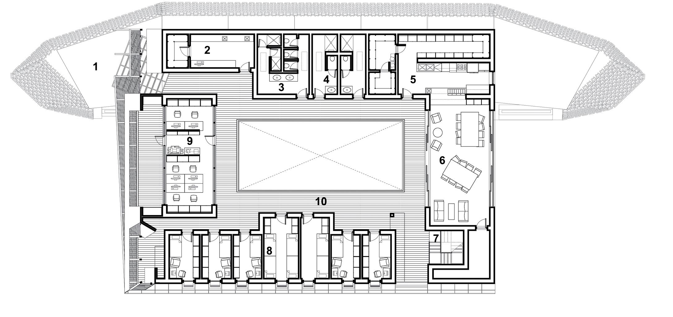 Main Station plan