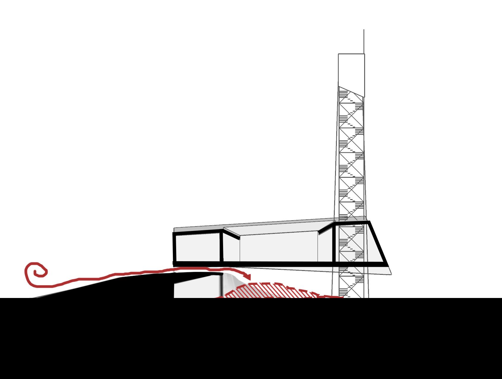 Main Station sediment section 1